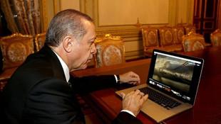 Erdoğan gördükten sonra kendini imha edecek