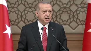 Erdoğan'dan FETÖ açıklaması: ''Geç kaldık, bedelini ödedik''