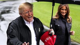 Trump centilmenlikte sınıfta kaldı