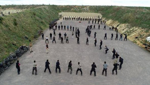 İstanbul polisine komando eğitimi