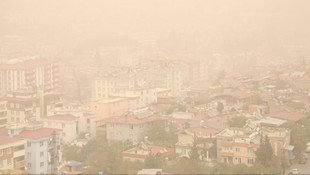 Uzmanlardan korkutan toz bulutu uyarısı: Tehlikeli boyutlara ulaştı