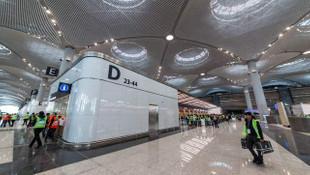 İstanbul Yeni Havalimanı'nda 3 bin kişilik ORAT denemesi tamamlandı