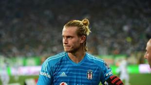 Beşiktaş'ta Karius kulübeye