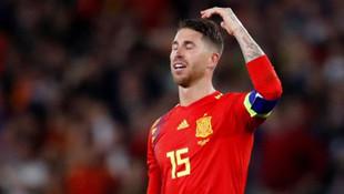 Serigo Ramos'tan İngiltere maçı sonrası olay sözler !