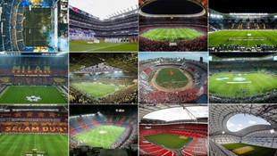 İşte dünyanın en iyi stadyumları !