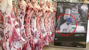 Et üretim tesisinde iğrenç görüntüler !