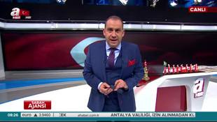 A Haber sunucusu Erkan Tan: ''Andımız, faşist ve ırkçı...''