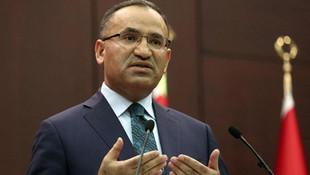 ''Andımız'' kararını eleştiren Bekir Bozdağ'a tehdit