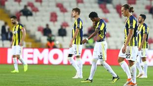 Sivasspor - Fenerbahçe: 0-0
