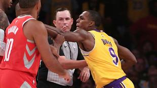NBA'de saha karıştı, yumruklar konuştu !