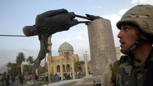 Irak Ürdün'den Saddam'ın heykelini istiyor