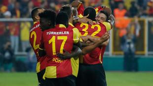 Göztepe - Beşiktaş: 2-0