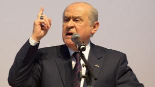 Devlet Bahçeli'den Erdoğan'a af tepkisi