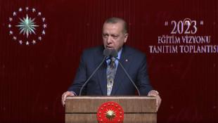 Erdoğan açıkladı: Öğretmenlik Meslek Kanunu geliyor !