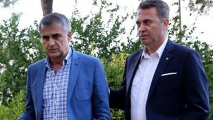 Şenol Güneş Beşiktaş'ı zora soktu
