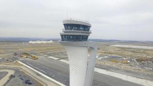 Geri sayım başladı ! İşte yeni havalimanının son hali