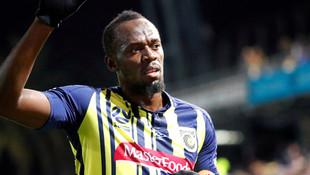 Usain Bolt kadro dışı kaldı !