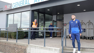 Belçika'da Türk taraftarlara çirkin ayrımcılık !