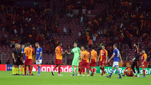 Galatasaray - Schalke maçı sonrası sosyal medya sallandı