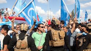 Irak'ta Türkmen subaylara gözaltı
