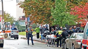 ABD'de sinagoga kanlı saldırı