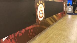 Galatasaray o yazıların üzerini kapattı