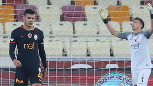 Galatasaray Malatya'da ağır yaralı !