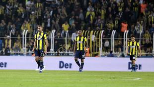 Fenerbahçe - Ankaragücü: 1-3