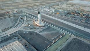 Yeni havalimanında 11 saat uçuş yasağı
