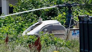 Helikopterle firar eden ünlü gangster xyakalandı