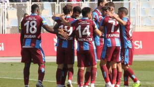 Bugsaşspor 2 - 0 Trabzonspor (Ziraat Türkiye Kupası)