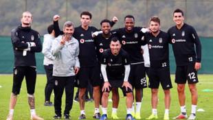 Beşiktaş'ta Jeremain Lens antrenmanda sakatlık yaşadı