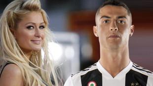 Ronaldo Paris Hilton'un avukatıyla anlaştı
