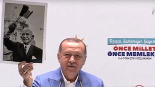 Erdoğan'dan CHP'ye çok sert eleştiriler !