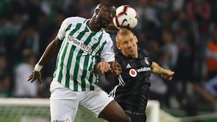 Konyaspor - Beşiktaş: 2-2