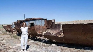 Kuruyan Aral Gölü'yle ilgili vahim iddia