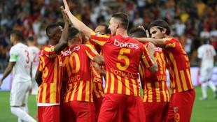 Kayserisporlu futbolcu PFDK'lık oldu !