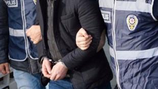 O PKK'lı havalimanında yakalandı
