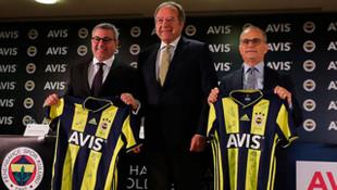 Fenerbahçe yeni sponsorluk anlaşması imzaladı