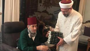 Diyanet'ten Mısıroğlu'na ziyaret