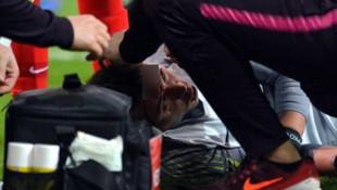 Muslera, Kayserispor maçında kanlar içinde yerde kaldı!