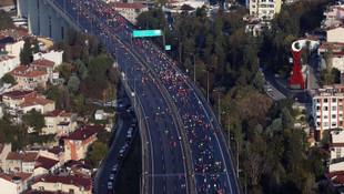 İşte İstanbul Maratonu'nu kazananlar!