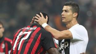Milan 0 - 2 Juventus