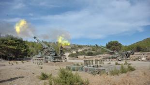 Yunanistan Lozan'ı çiğnedi: Sakız Adası'na silah yığdılar !