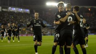Celta Vigo 2 - 4 Real Madrid