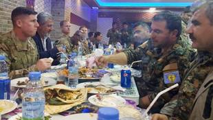 ABD ordusu PKK ile aynı masada yakalandı