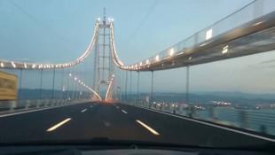 Osmangazi Köprüsü'nde vurgun !