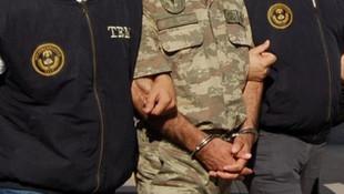 FETÖ operasyonu: 63 muvazzaf asker tutuklandı !