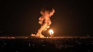 İsrail Gazze'yi böyle bombalıyor