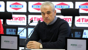 Rıza Çalımbay: Konyaspor'dan ayrılmam performansa bağlı değil